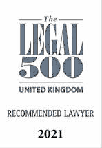 Legal 500: Recommended Lawyer