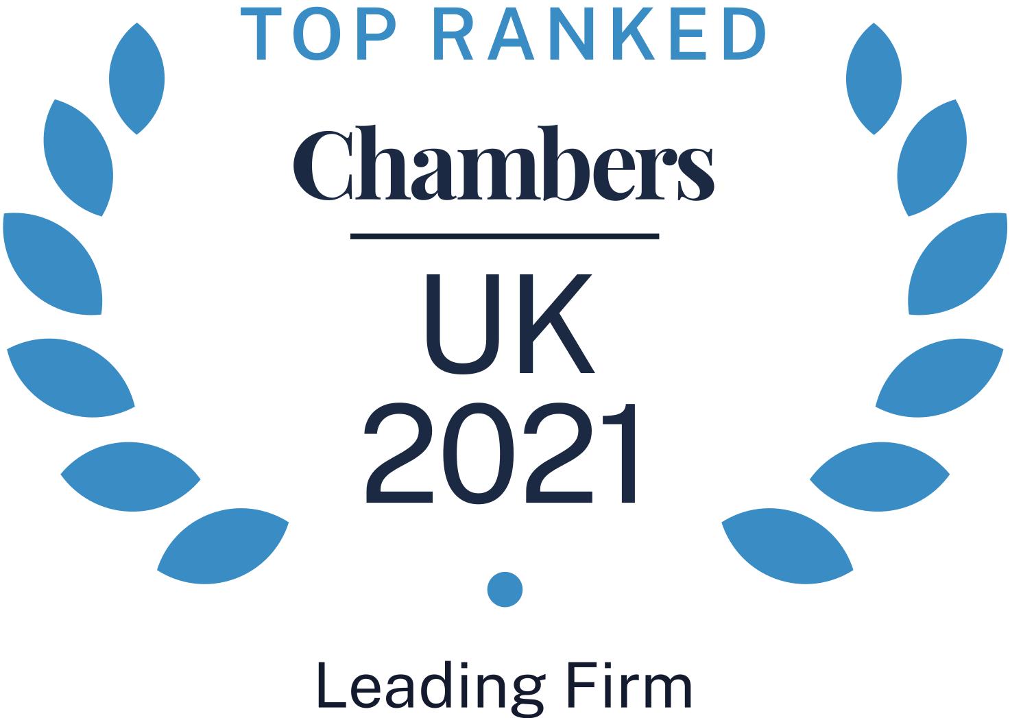 2021 C&P Leading Firm